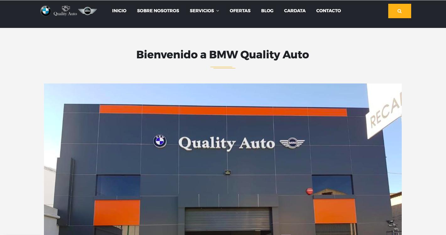 Bmw Quality Auto