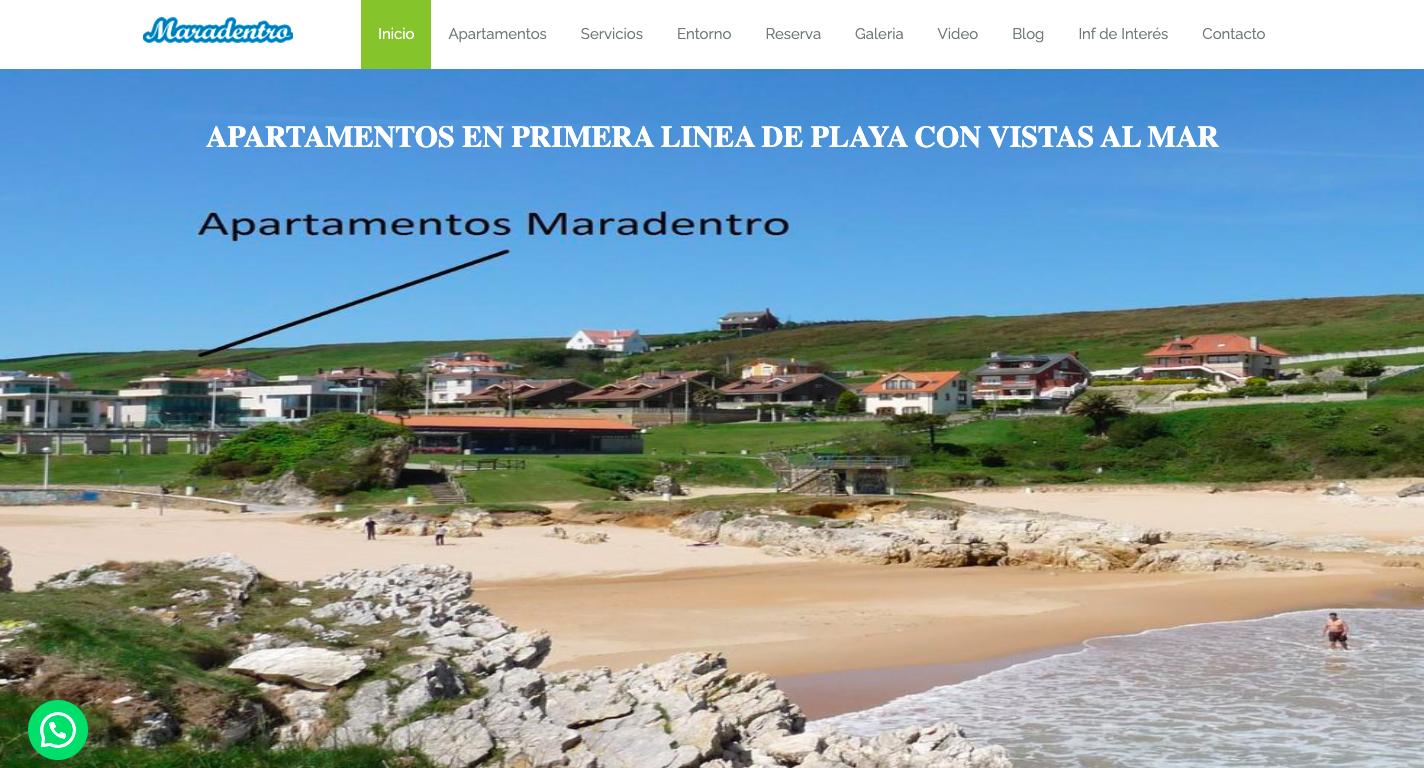 Apartamentos Turísticos Maradentro
